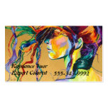 Women Experience Double-Sided Standard Business Cards (Pack Of 100)