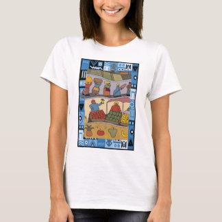 Women farmers feed the world T-Shirt