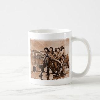 Women Firefighters Pearl Harbor December 7th Coffee Mug