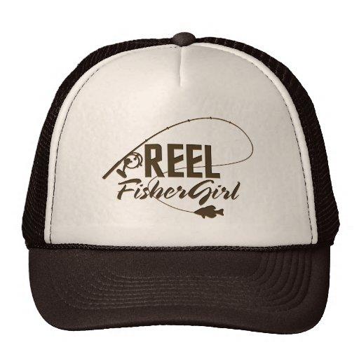 Women fishing hat brown zazzle for Womens fishing hat