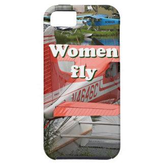 Women fly: float plane 23, Alaska iPhone SE/5/5s Case