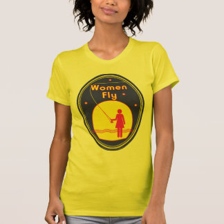 Women Fly Tshirts
