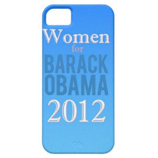 Women For Barack Obama 2012 iPhone 5 Case