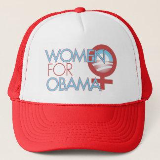 Women for Barack Obama 2012 Trucker Hat