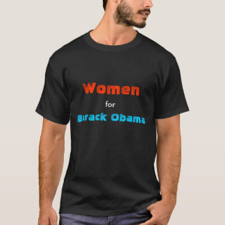 Women, for, Barack Obama T-Shirt