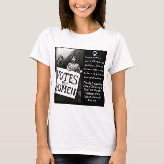 Women For Hillary 2016 T-Shirt