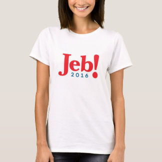 WOMEN for Jeb Bush president 2016 shirt