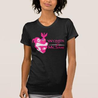 Women for John McCain for President! T-Shirt