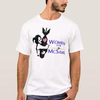 Women for McCain for President T-Shirt