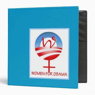 Women for Obama Binder