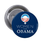 Women_for_Obama_Button Pins