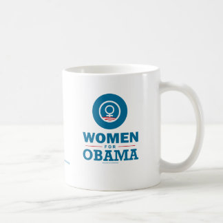 Women for Obama Coffee Mug