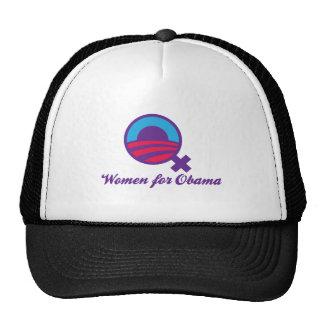 WOMEN-FOR-OBAMA GORRO