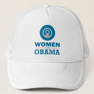 Women for Obama Trucker Hat
