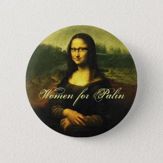 Women for Palin 2008 Button