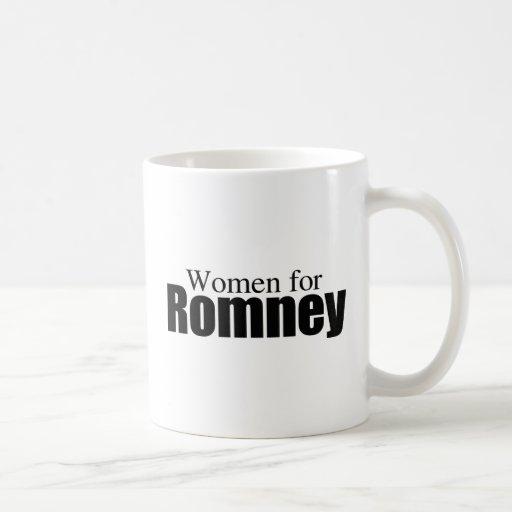 WOMEN FOR ROMNEY.png Coffee Mug