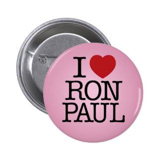 Women for Ron Paul 2012 Pinback Button