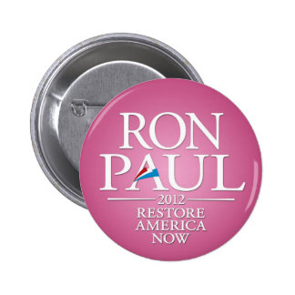 Women for Ron Paul 2012 2 Inch Round Button