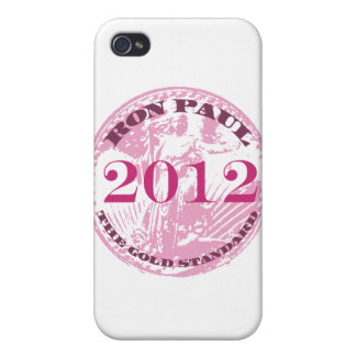 WOMEN FOR RON PAUL iPhone 4/4S CASE