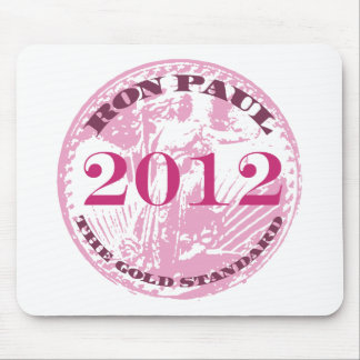 WOMEN FOR RON PAUL MOUSE PAD