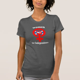 Women for Scottish Independence T-Shirt