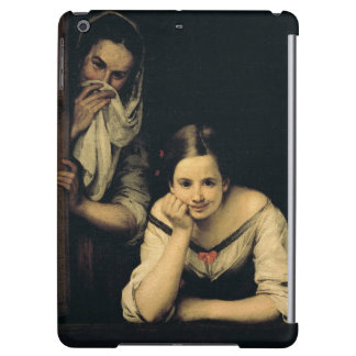 Women from Galicia at the Window, 1670 iPad Air Cover
