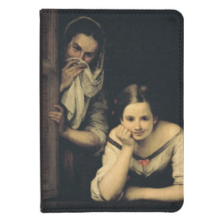 Women from Galicia at the Window, 1670 Kindle Touch Case
