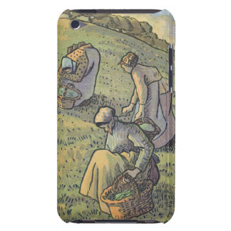 Women Gathering Mushrooms, from 'Travaux des Champ iPod Touch Case