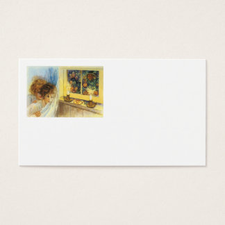 Women Goblins Witch Candles Business Card