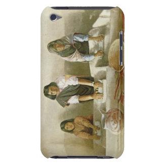 Women Grinding Corn, Pueblo of Laguna, c.1905 (col Barely There iPod Case