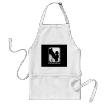 Women Horse Lover Gift Adult Apron
