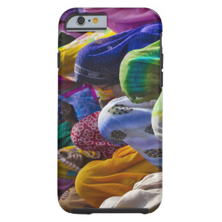 Women in colorful saris gather together tough iPhone 6 case