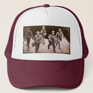Women in Combat Gear WWII Trucker Hat