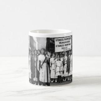 women in history classic white coffee mug