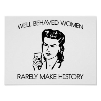 Women In History Poster