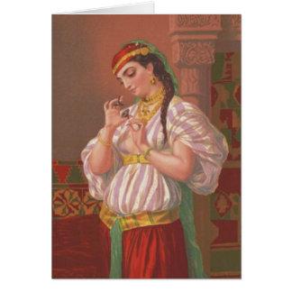 Women In The Bible - Daughter of Herodias Card