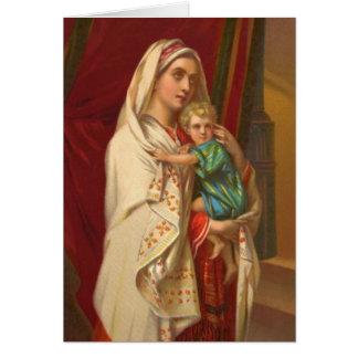Women In The Bible - Hannah Card