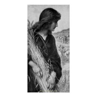 Women In The Bible - Ruth Poster