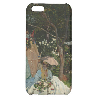 Women in the Garden - Claude Monet iPhone 5C Covers