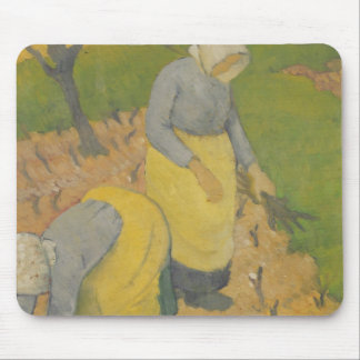 Women in the Vineyard, 1890 Mouse Pad