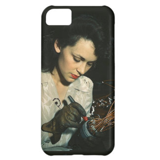 Women in the Workplace during WWII Case For iPhone 5C