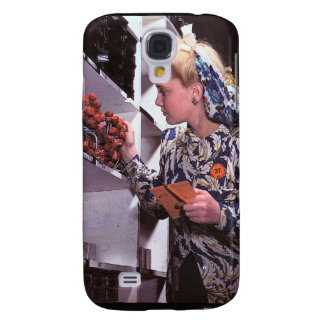 Women in the Workplace during WWII Samsung S4 Case
