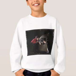 Women in the Workplace during WWII Sweatshirt