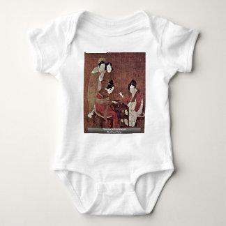 Women In Triktrakspiel By Chou Fang Tee Shirts