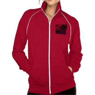 "Women Jacket 2013"" Fleece Track Jacket"