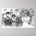 Women Jurors 1902 Poster