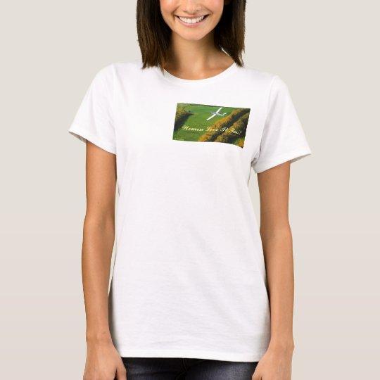 Women Love It Too! T-shirt Design