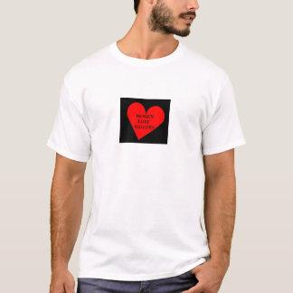 Women Love Riggers T-Shirt