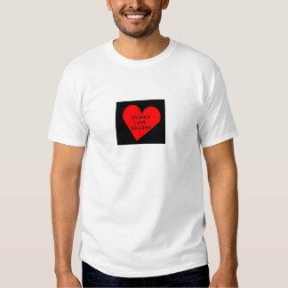 Women Love Riggers T-shirts
