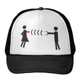 Women Magnet Trucker Hat